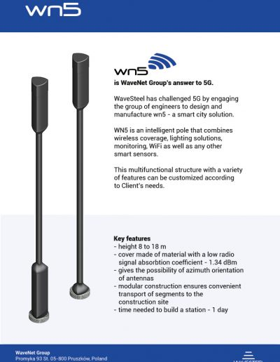 Wn5 by WaveSteel - page 1 | product card